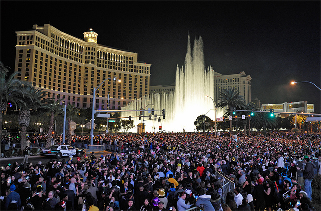 What s Happening in Vegas for New Year s Eve Happy New Year with your Closest 300 000 friends
