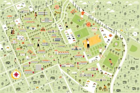 university of york campus map » ..:: Edi Maps ::.. | Full HD Maps