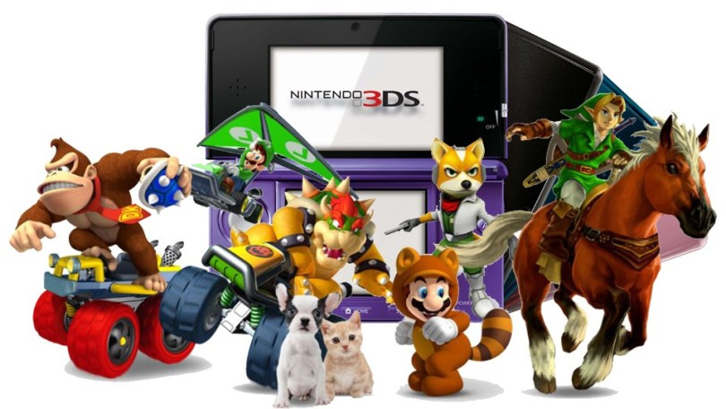 Our Ten Favorite Nintendo 3DS Games     Short Pause Our Ten Favorite Nintendo 3DS Games