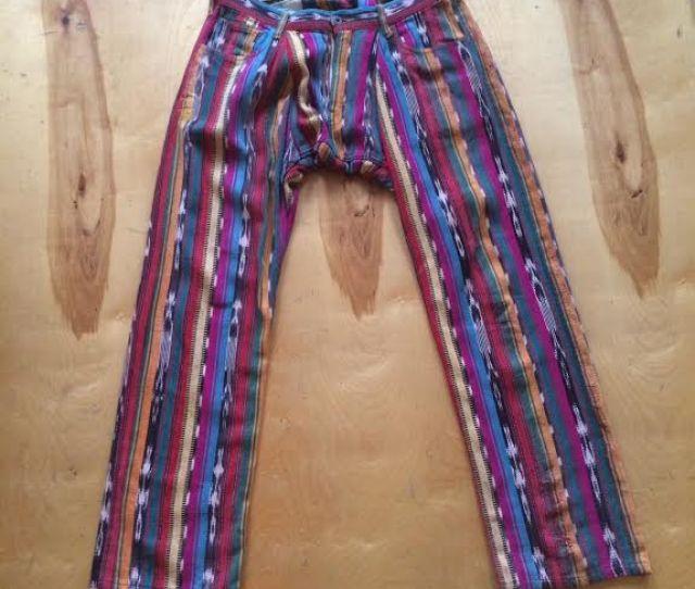 Junya W Man Drug Rug Pants