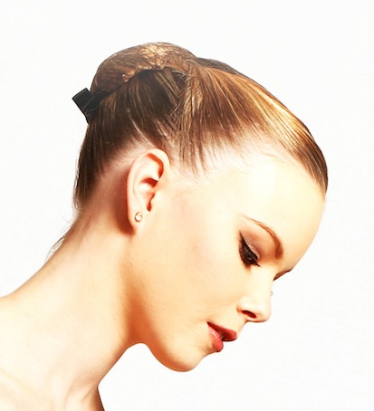 Getting The Perfect Bun A Dancers Life