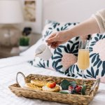 Mother S Day Inspo Breakfast In Bed Two Simple Diys 204 Park