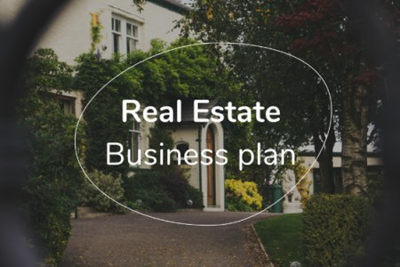 Real Estate Business Plan Template  Free PDF   PPT Download      Slidebean Real Estate Business Plan Template  Free PDF   PPT Download