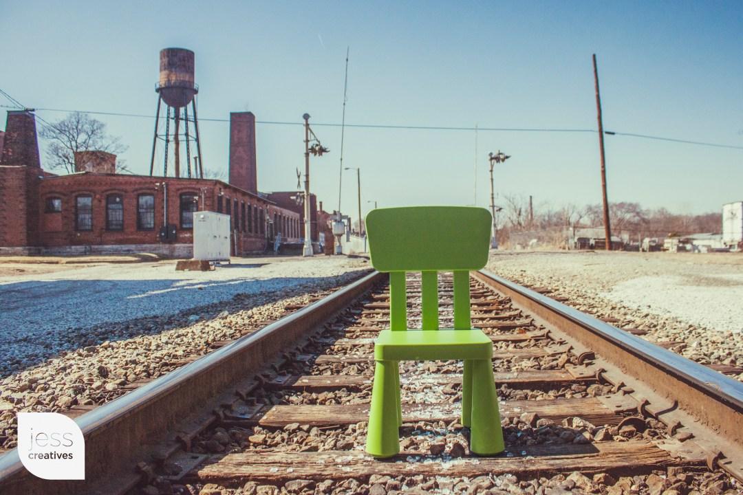 I wonder where this railroad will take me...