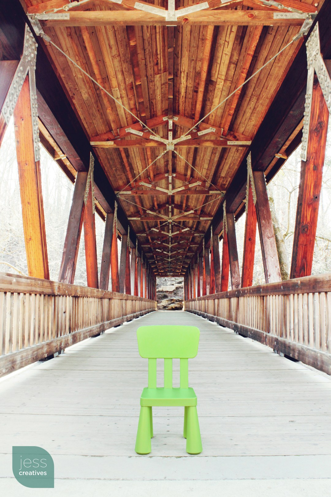 I hope there's not a troll under this bridge.