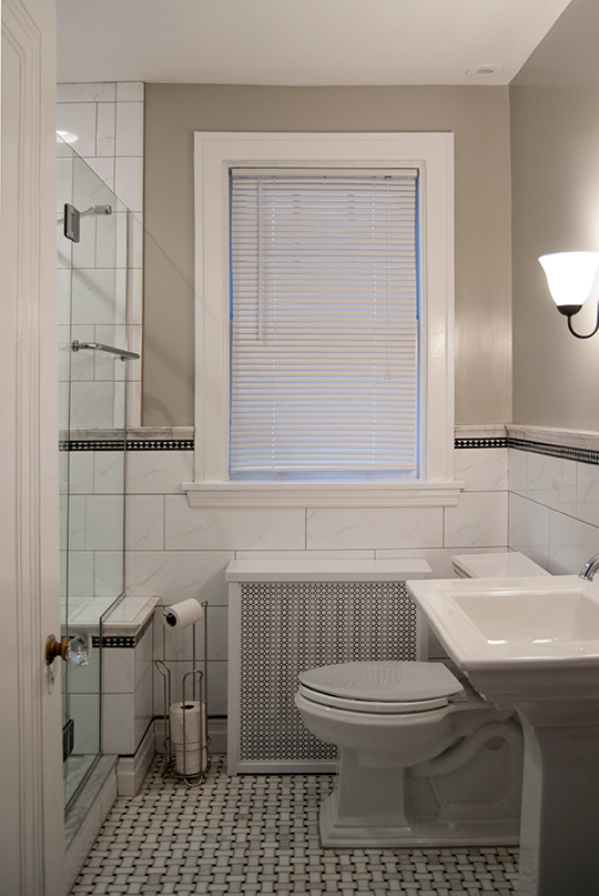 Remodeling A Bathroom In An Old Pittsburgh Home Bathroom