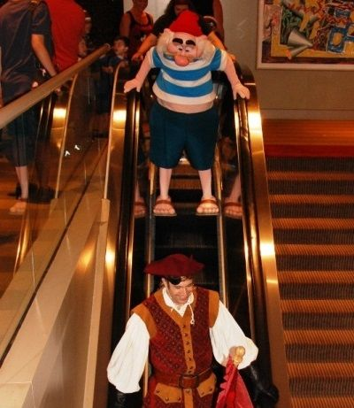 Where To Find Disney Pirates At Disney World Build A
