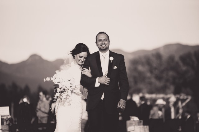 lorraine & brian   kalispell montana vintage wedding