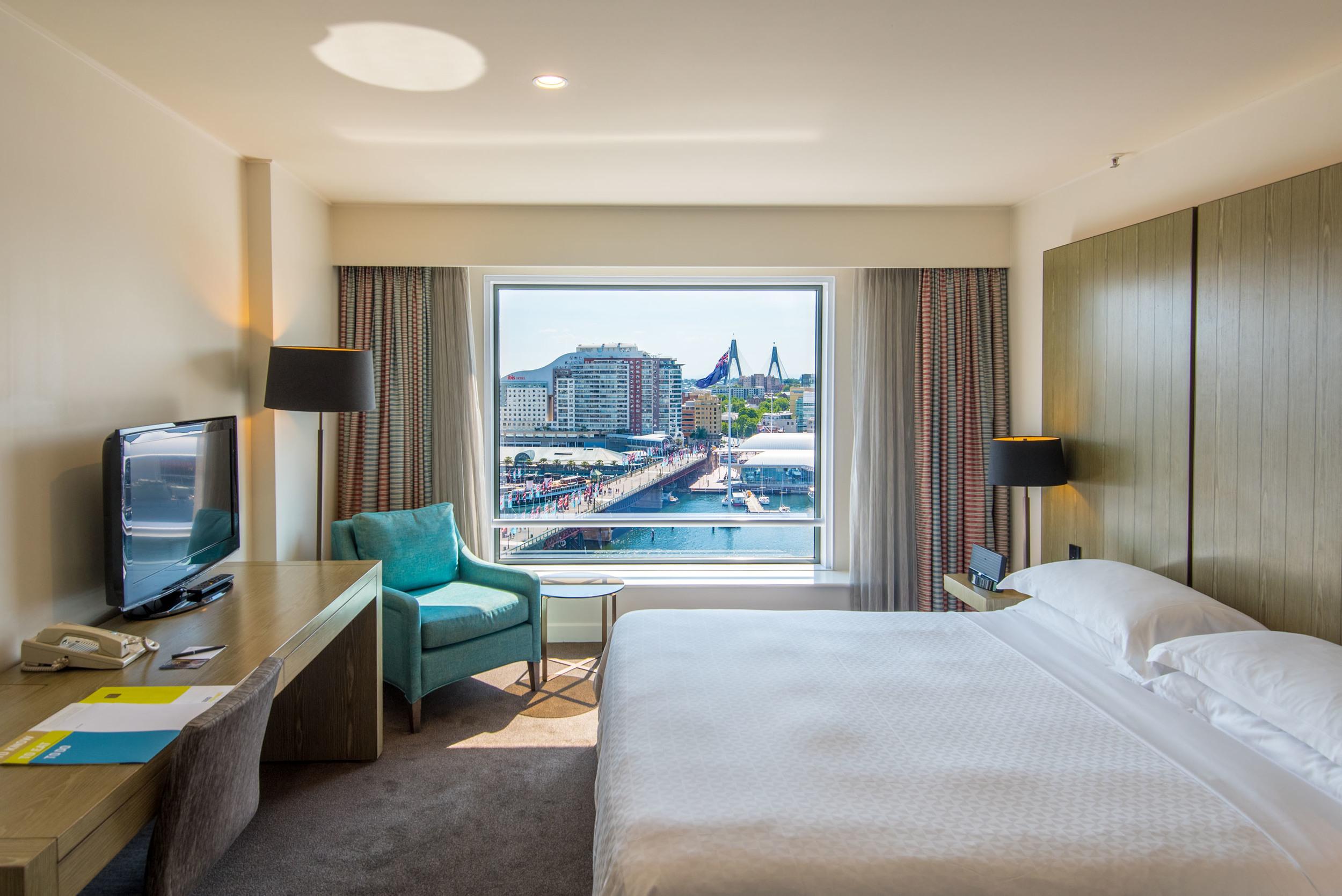 Hotel Review: Hyatt Regency Sydney (Harbour View King