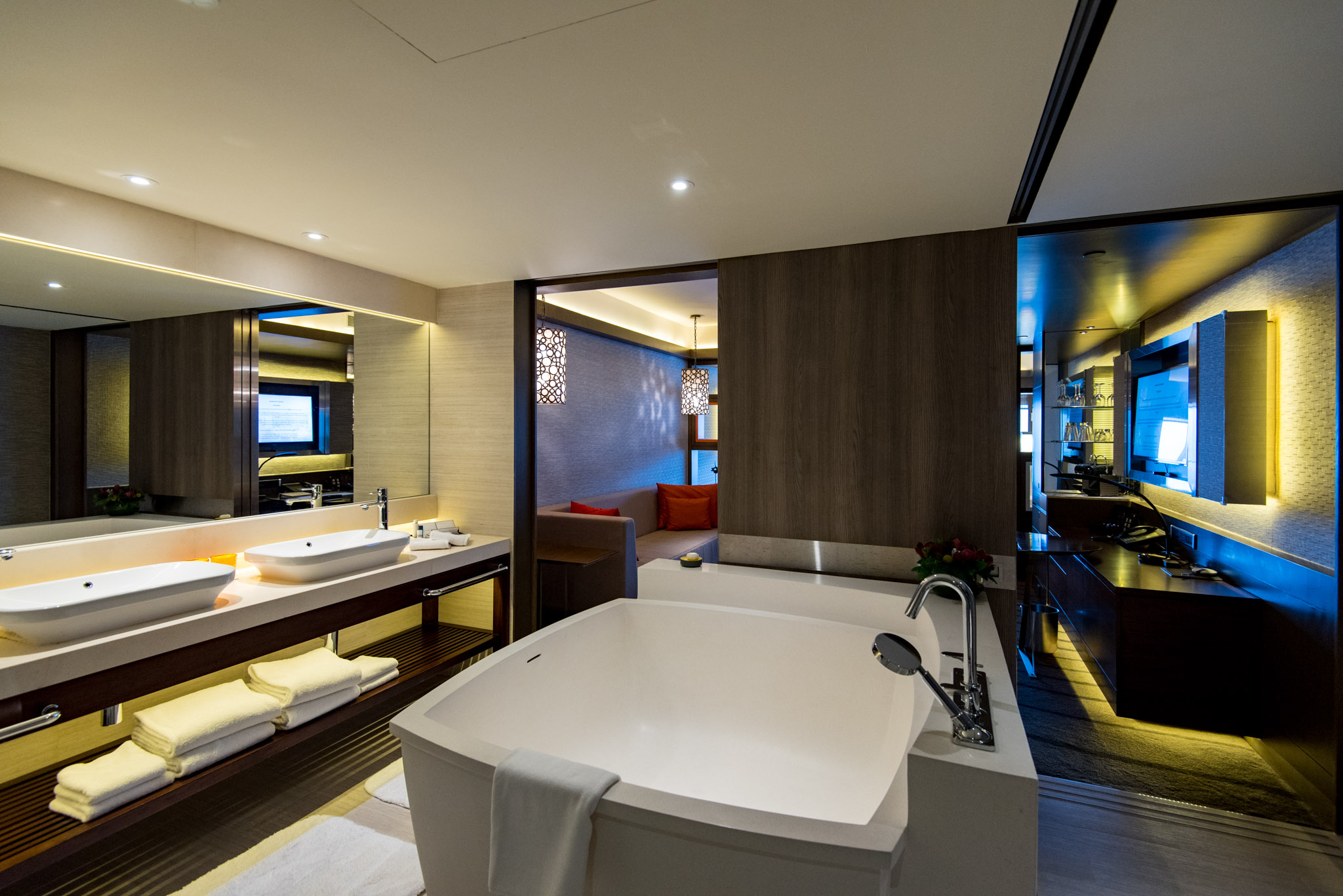 Hotel Review Pan Pacific Singapore Pacific Harbour