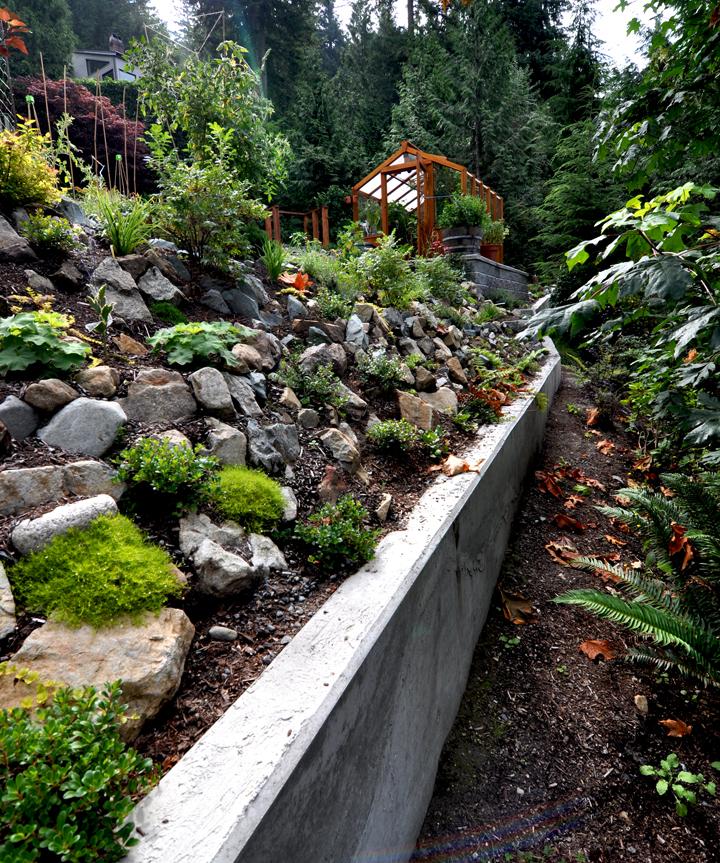 Landscape Design Vancouver Bc