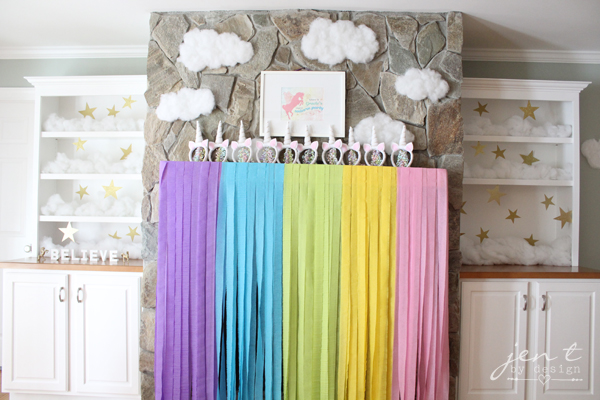 & Cotton Candy Decoration Ideas
