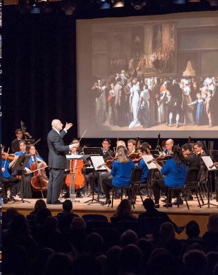 The Orchestra NOW at the Met Museum, 2015. Photo Credit: David DeNee.