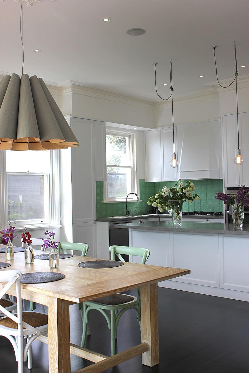 Project Update Edwardian House RenovationThe Kitchen
