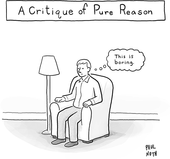 newyorker: A cartoon byPaul Noth from this week's issue. Phoneless