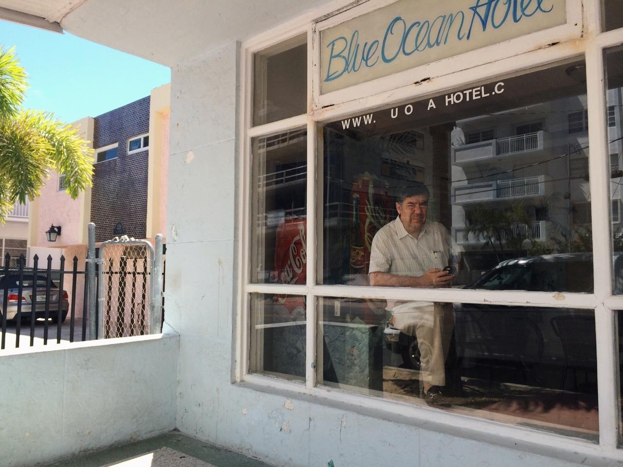 Blue Ocean Hotel #Miami