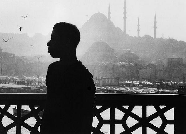James Baldwin in Istanbul ~ 1964