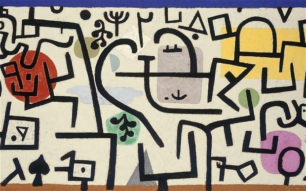 """""""Art does not reproduce the visible; rather it makes visible."""" - Paul Klee Making Visible at the Tate"""