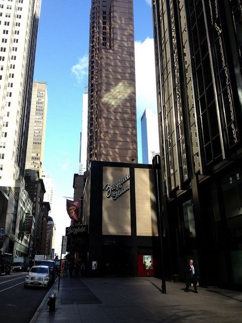 Ziegfeld Theater on Flickr.
