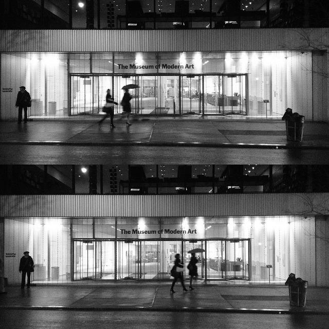 Left | Right @MuseumModernArt on Flickr.