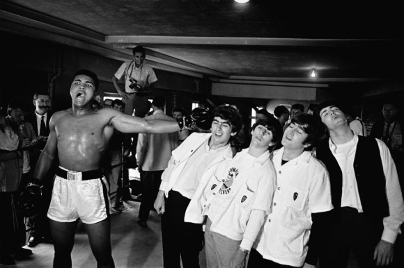 Ali and The Beatles