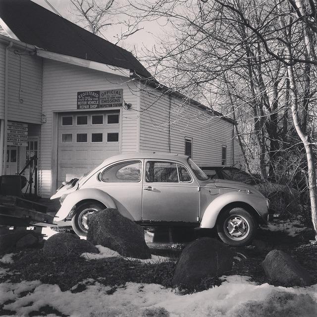 Armonk Beetle on Flickr.