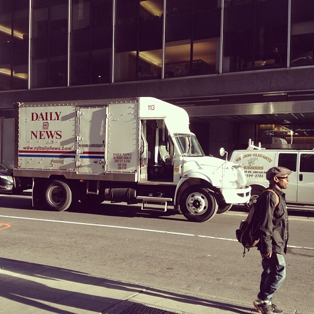 @nydailynews (at 150 West 51 St)