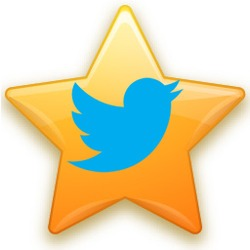 """Twitter's new """"like"""" button:  Facebook processes nearly 3 billion """"likes"""" on a daily basis."""