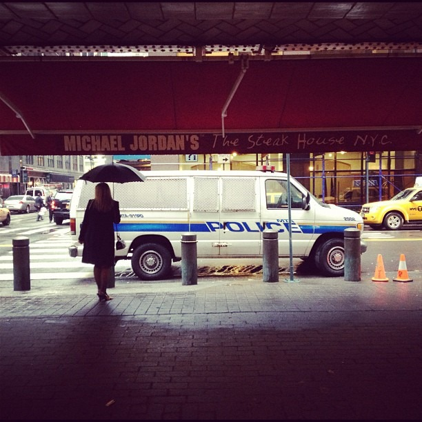Umbrella Police (Taken with Instagram at Grand Central Terminal)