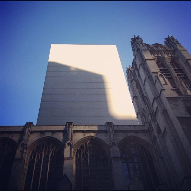 Taken with Instagram at Saint Thomas Church