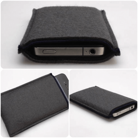 ReWrap iPhone Case, handcrafted in Amsterdam