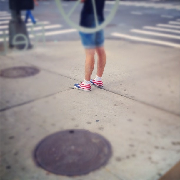 Stars and Stripes #olympics #usa (Taken with Instagram at The London NYC)