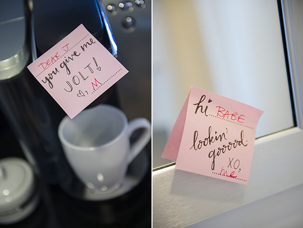 Printable Valentines Post It Notes Chasing Saturdays