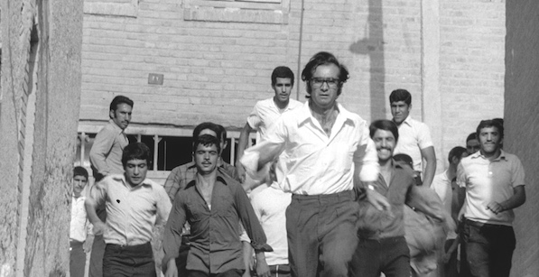 Bahram Beizai's Downpour (Ragbar, 1972) is one of the classic Iranian films playing at Fribourg International Film Festival 2014.