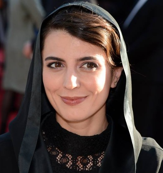 Leila Hatami at Cannes 2013.