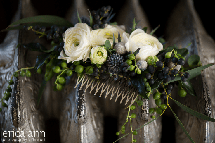 Flowers For Your Hair Bridal Flowers To Wear