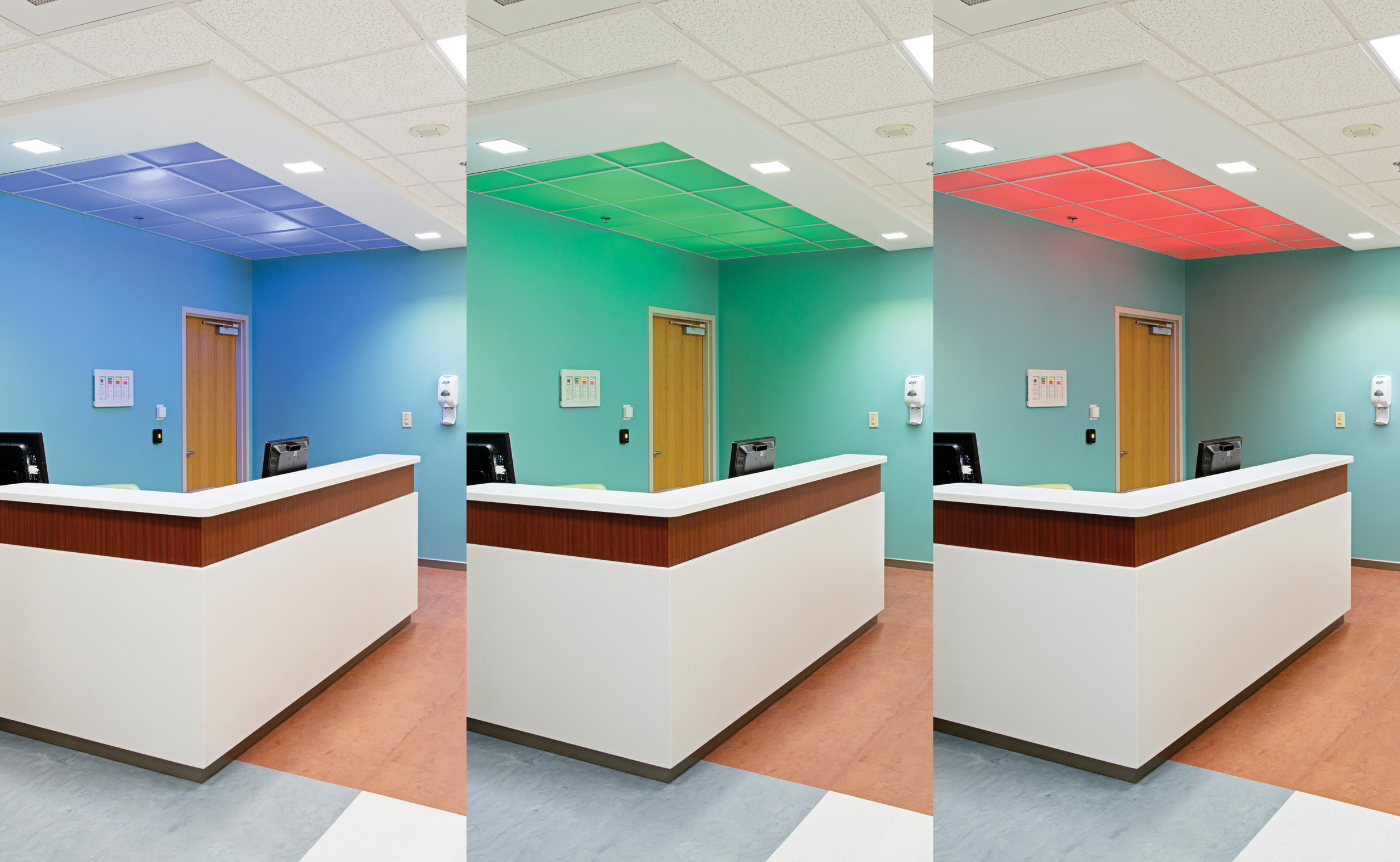 Led Color Changing Lights