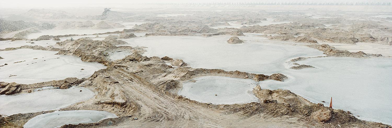 Kuye River. Yulin, Shaanxi, China.