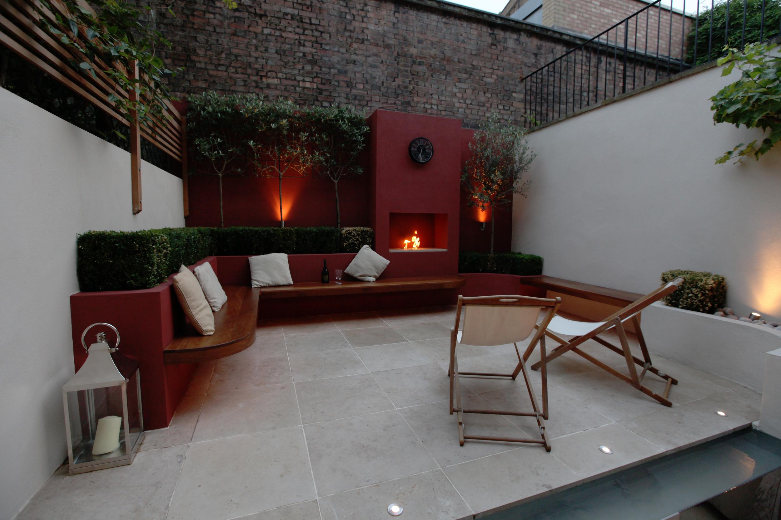 Angel Fireside Living Gardens
