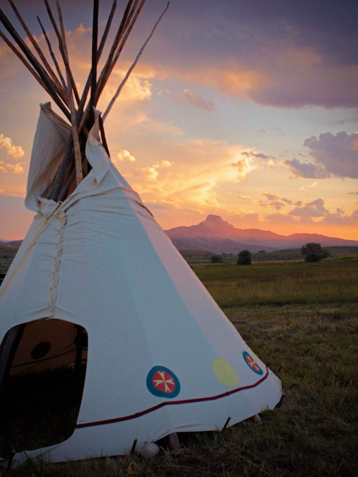 Wyoming Camping Best Tent