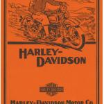 Harley Davidson Motorcycles 1930 S Vintage Reproduction Racing Posters