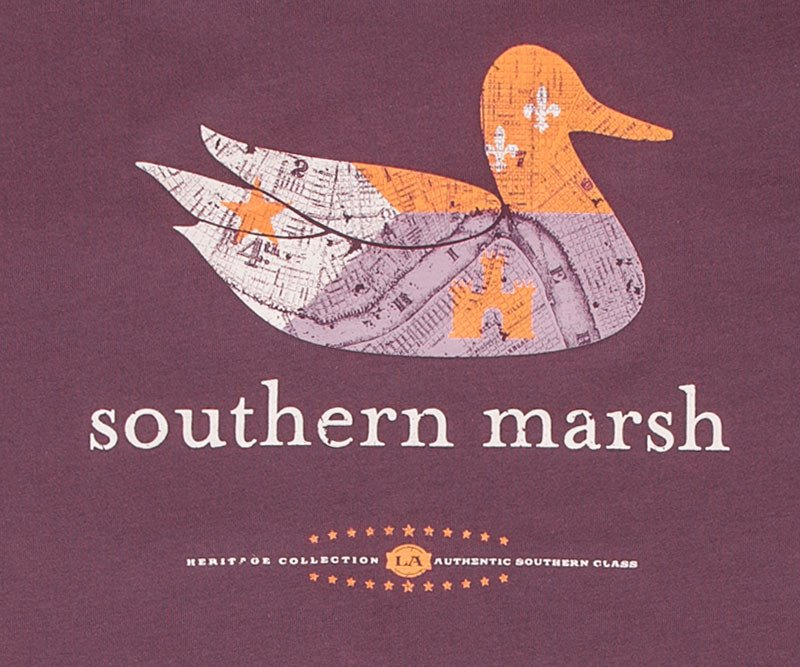 Baton Rouge Southern Marsh Collection