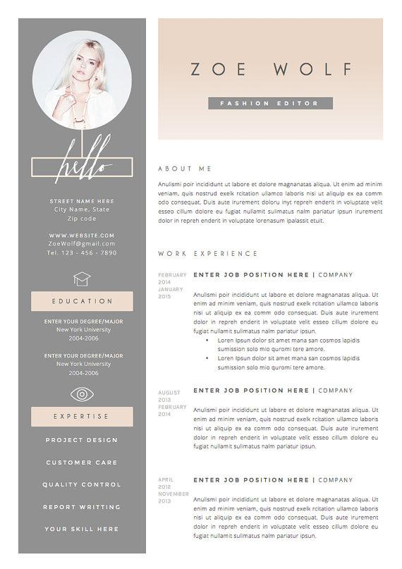 minimalist resume template free minimalistic cv resume templates
