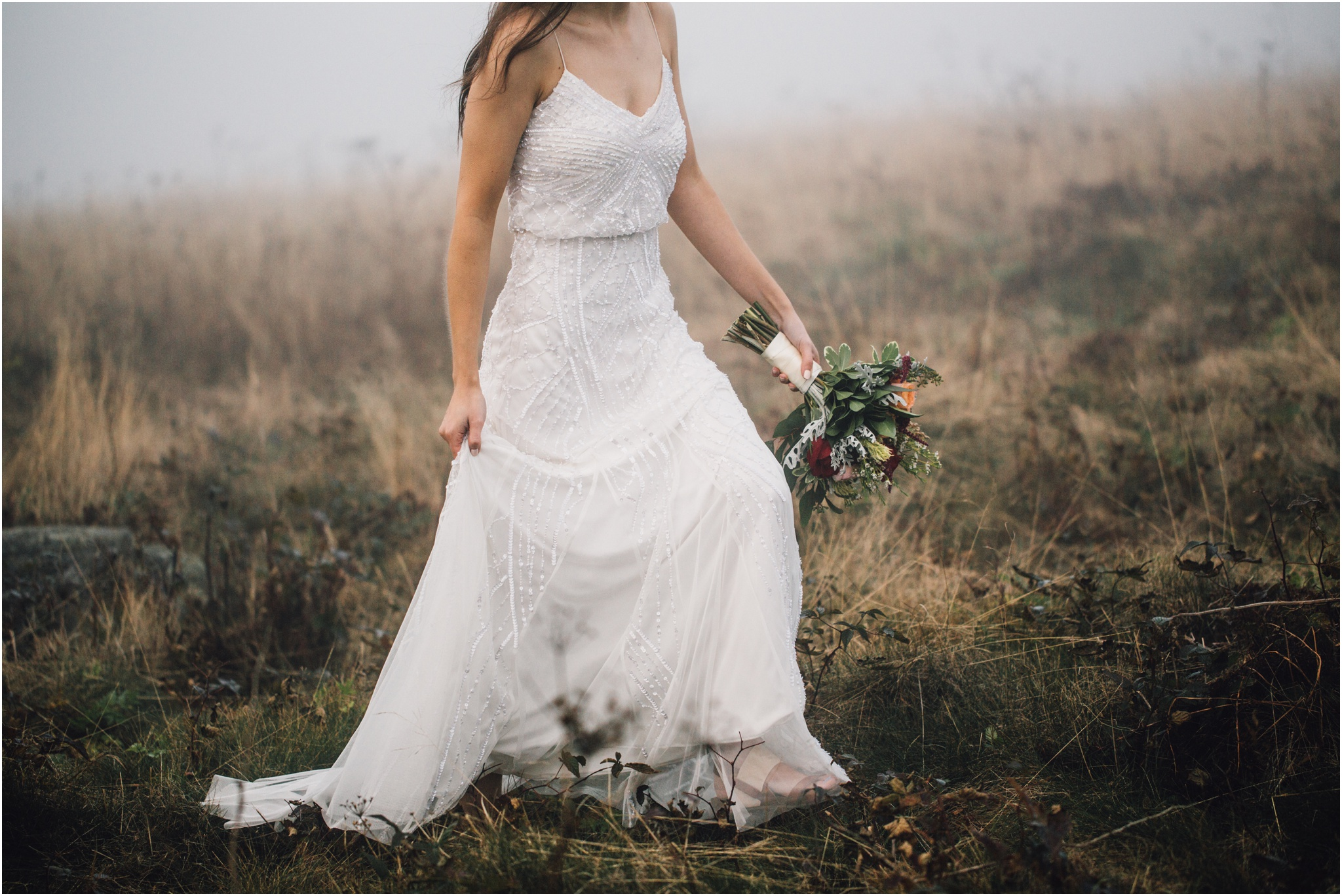 Muddy Wedding Dresses: A Guide To Dress Cleaning And