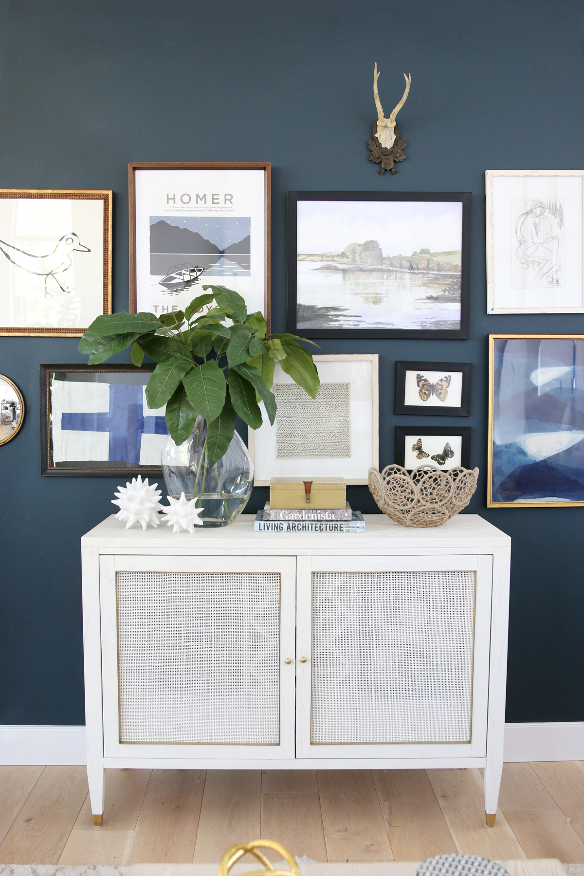How To Create An Eclectic Gallery Wall STUDIO MCGEE