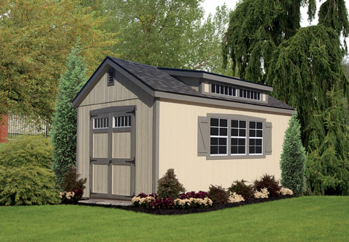Specialty Buildings Liberty Storage Solutions