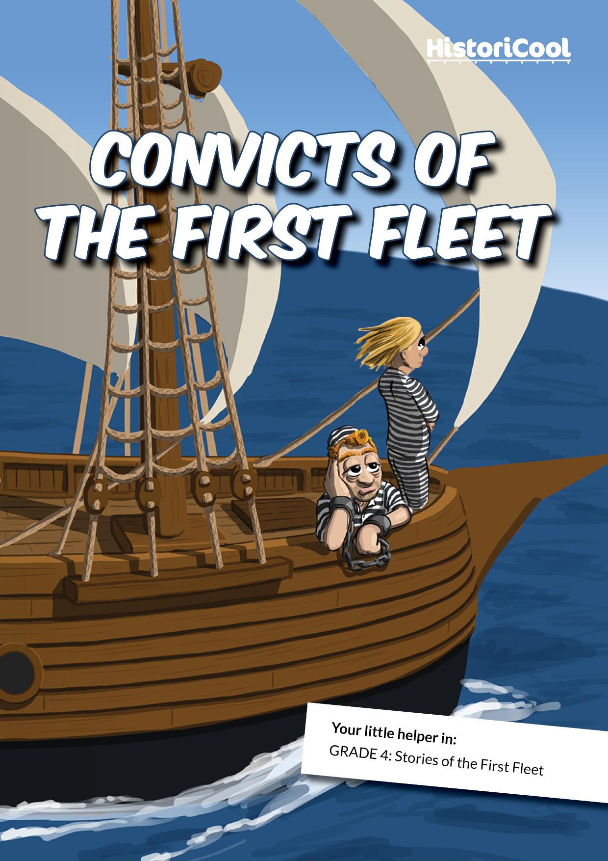 Onboard The First Fleet