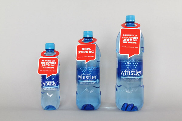 Whistler Water COMBO CREATIVE