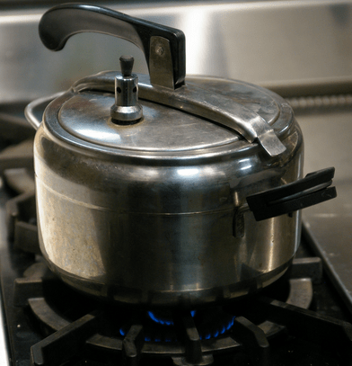 Old Fashioned Pressure Cooker