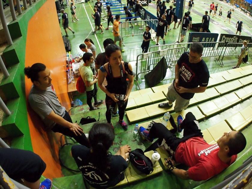 CrossFit Asia Regionals 2013
